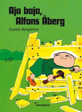 Kalasinvigning med Aja baja, Alfons Åberg