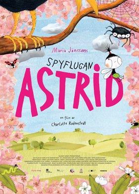 Spyflugan Astrid